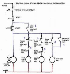 l t ml2 starter wiring diagram power engineering star delta starter