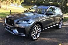 jaguar crossover prix jaguar f pace 2018 review s 35t carsguide