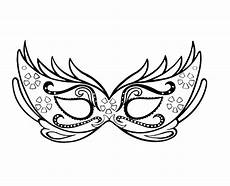 Malvorlagen Masken Prinzessin 50 Faschingsbilder Zum Ausmalen F 252 R Kinder Kostenlos