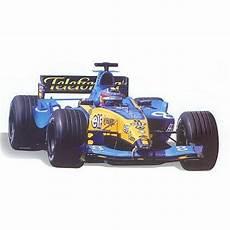 Maquette Formule 1 Renault Formule 1 2004 Heller Rue