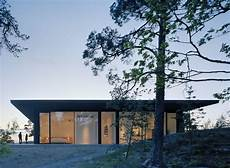 Villa Abborrkroken In Sweden By Robert Nilsson Architects