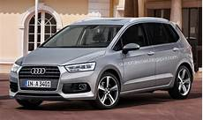 audi a3 quot spaceback quot model rendered to match bmw s 2 series