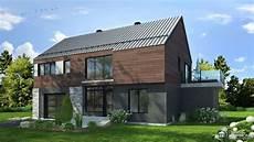 plan de maison scandinave avec planchers invers 233 s