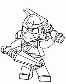ausmalbild lego ninjago lloyd zx kategorien lego