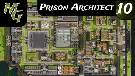Prison Architect Fire PART 24