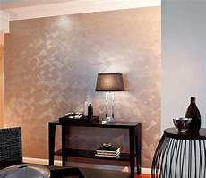 Wandfarbe Mit Einem Metalleffekt Coole Bilder