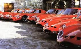 Ferrari 70th Anniversary UK Tour – Full Details  All