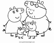 peppa wutz 16 gratis malvorlage in comic