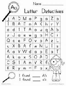 letter detective worksheets free 23066 16 best images of letter recognition assessment worksheet alphabet letter review worksheets