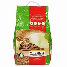 Katzenstreu Cats Best - cat s best original katzenstreu g 252 nstig kaufen bei zooroyal