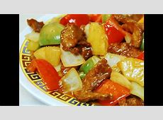 cantonese sweet and sour pork_image