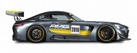 Grey Mercedes AMG GT3 Racing Car PNG Image  PurePNG