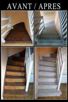 escalier r 233 novation le fil du bois