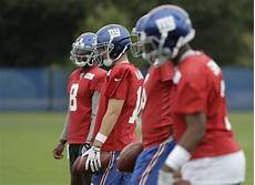 Giants Depth Chart 2011 Giants Thinking Big As First Unofficial Depth Chart