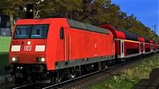 Br 145 Hamburg L 252 Beck Db Regio Doppelstockwagen 3dzug