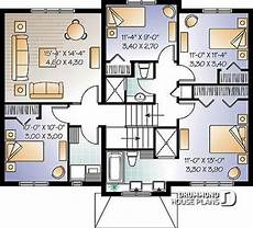 four level split house plans house plan the madison no 3459 grundriss split level