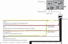 pioneer avh p3100dvd wiring diagram wiring diagram and schematic diagram images