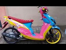 Mio Babylook Style by Racing Motorcycle Yamaha Mio Modifikasi Thai Look