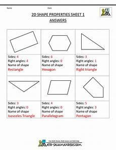 geometry worksheets shapes 886 www math salamanders image files 3rd grade math practice 2d shape properties 1ans gif