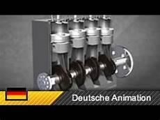Dieselmotor 4 Zylinder Motor Viertakter