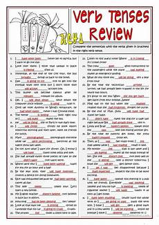 exercises b1 18794 b1 verb tenses review worksheet free esl printable worksheets made by teachers tenses verb
