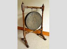 Large Dinner Gong   Antiques Atlas