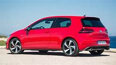 vw golf gti performance pack mk7 facelift 2017 review by