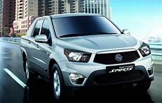2012 Ssangyong Actyon Sports Efficient Ute Revealed