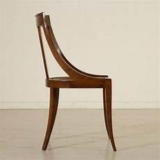 sedie poltrone gruppo di sei sedie a gondola sedie poltrone divani