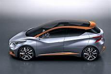 Der Neue Nissan - nissan sway concept autosalon genf 2015 bilder