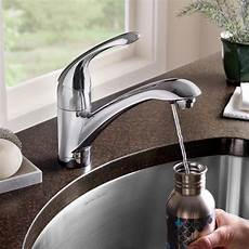 kitchen faucet with built in water filter filter 1 handle kitchen faucet american standard
