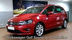 Volkswagen Golf Sportsvan 1 6 Tdi Comfortline Fw576460