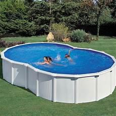 piscine acier galvanisé enterrée piscine acier galvanise au sel