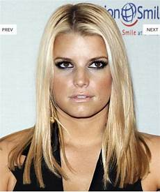 best style fashion jessica simpson hairstyle