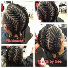 44 exquisite fishbone braids hairstyle for hairstylo