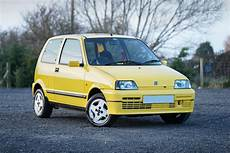 Fiat Cinquecento Sporting 1994 24 000 From New Sold