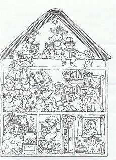 Malvorlagen Erwachsene Haus Quot Lesehaus Quot Sprookjes Kleurplaten Sprookjeshuis
