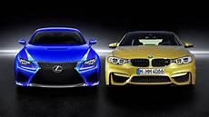 Bmw M4 Vs Lexus Rc F lexus rc f vs bmw m4 fight