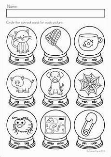 winter cvc worksheets 19980 winter preschool no prep worksheets activities kindergarten learning kindergarten literacy