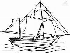 Malvorlage Segelboot Einfach Ausmalbild Segel Boot Boot Zeichnung Segelboot