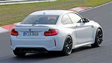 bmw m2 goes up to 11 cs or csl prototype spotted testing