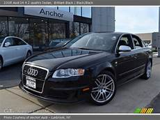brilliant black 2008 audi s4 4 2 quattro sedan black black interior gtcarlot com vehicle