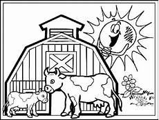 Ausmalbilder Vom Bauernhof Ausmalbilder Bauernhoftiere