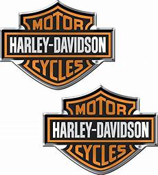 harley davidson decals and stickers