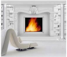 kamin hintergrund wand custom 3d wallpaper european style 3d fireplace background