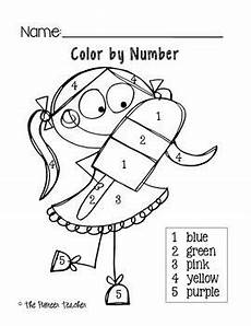 color by number worksheets 1 10 16053 10 different color by number worksheets with the numbers 1 10 prek kindergarten firstgrade