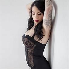 tattooed women girl of the day inked magazine tattoo