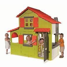 maison duplex smoby maisons de jardin achat prix fnac