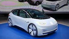 volkswagen 2020 electric 2020 volkswagen i d electric and autonomous concept car