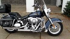 2008 Harley Davidson Heritage Softail Flstc